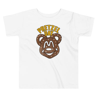 Pretzel Day Kids Tee - Charming Rose Supply Co.