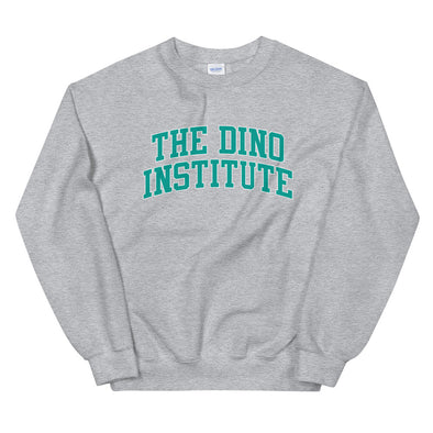 Dino Institute Sweatshirt - Charming Rose Supply Co.