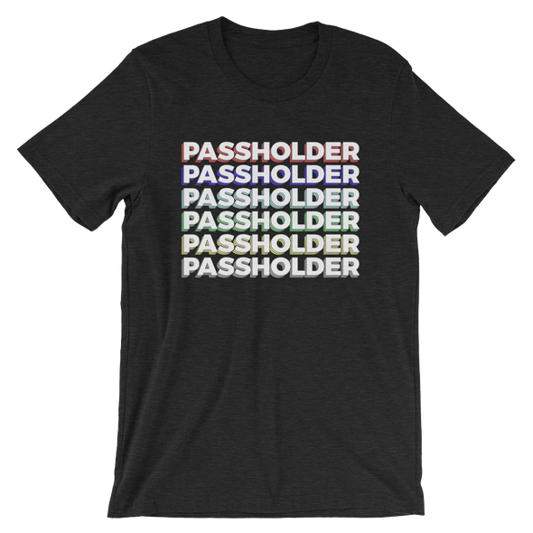 Passholder Tee - Charming Rose Supply Co.