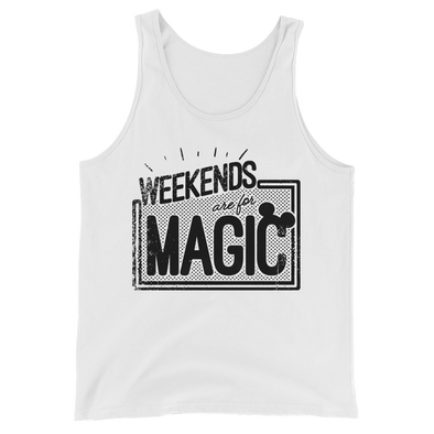 Weekends are for Magic Tank - Charming Rose Supply Co.
