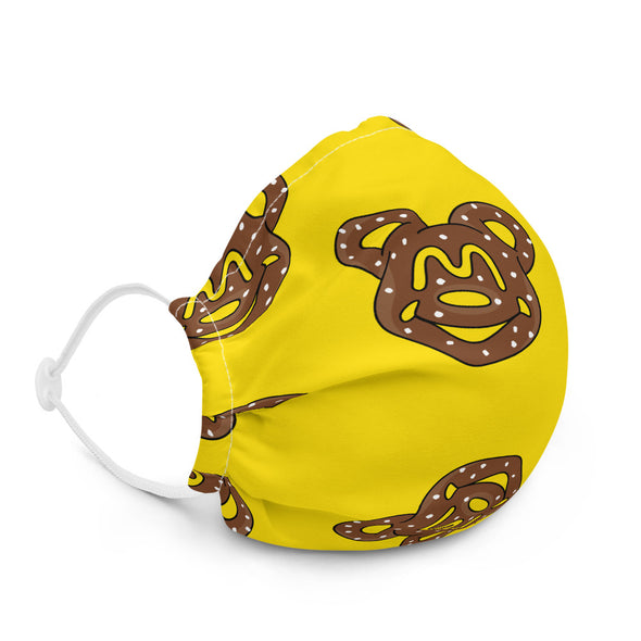 Mickey Pretzel Face Mask - Charming Rose Supply Co.