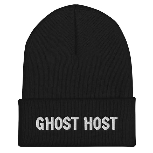Ghost Host Beanie - Charming Rose Supply Co.