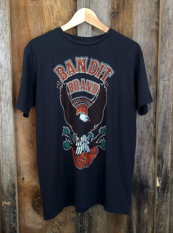 Yucca Valley Mens Tee Blk/Multi