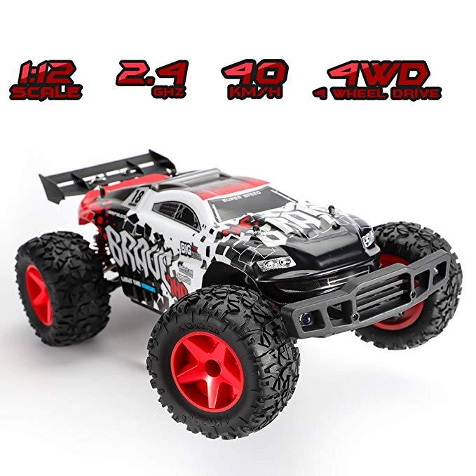 Toy Off Road RC Racing Car Thunder Storm BG1518