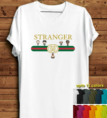 Short Sleeve Stranger things T-Shirts