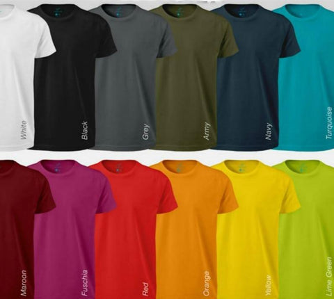 Short Sleeve Luxe Fashion T-Shirts - W001G