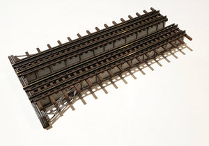 "N scale ""New York"" style - 2 Track Elevated ""Extension"" Kit - ITLA"