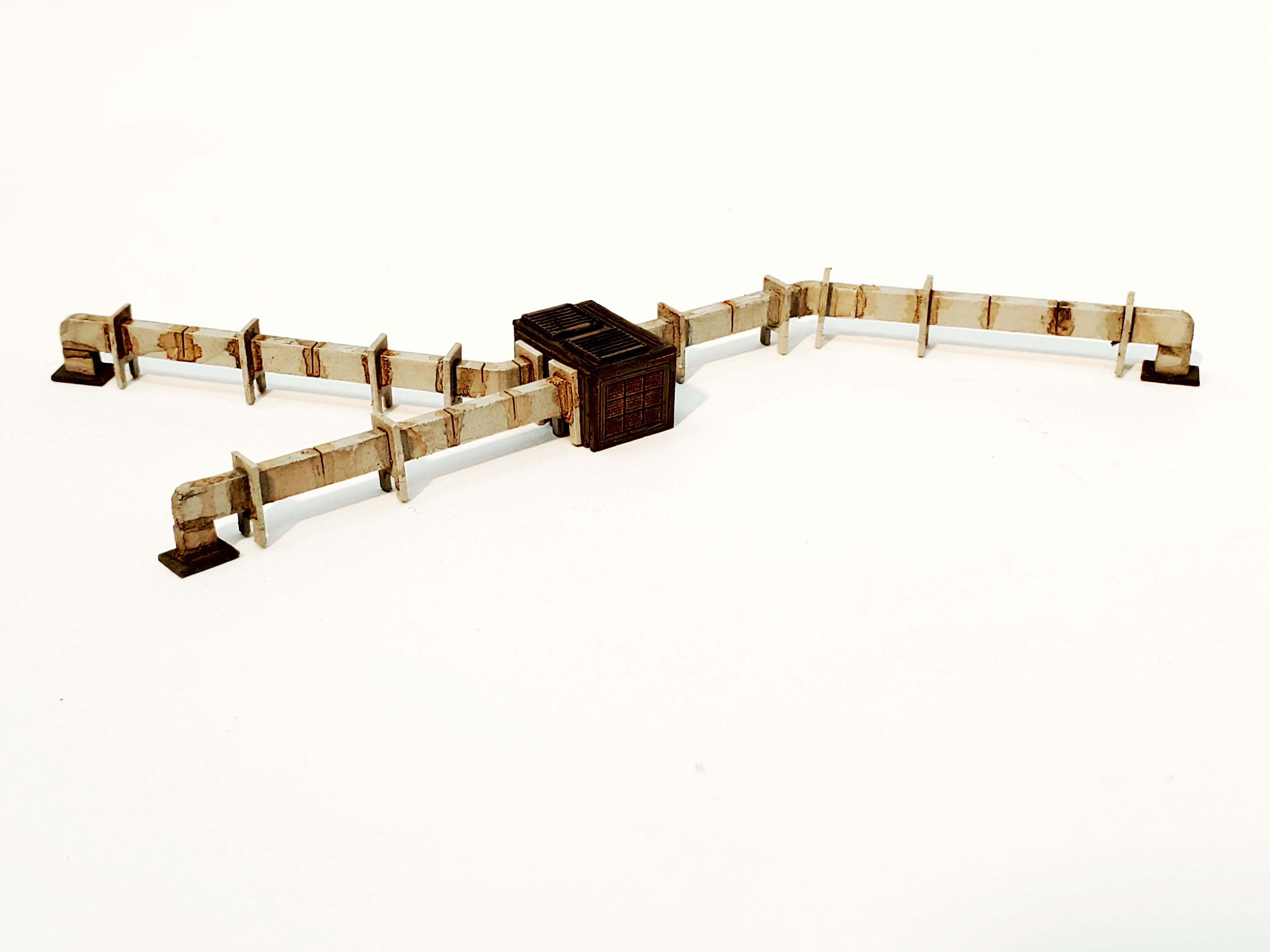 N scale Roof Top Detail Kit - ITLA