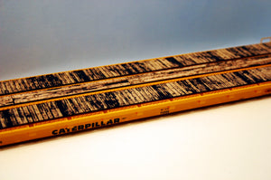 O Scale MTH Premier 60ft Wood Flat Car Deck - ITLA