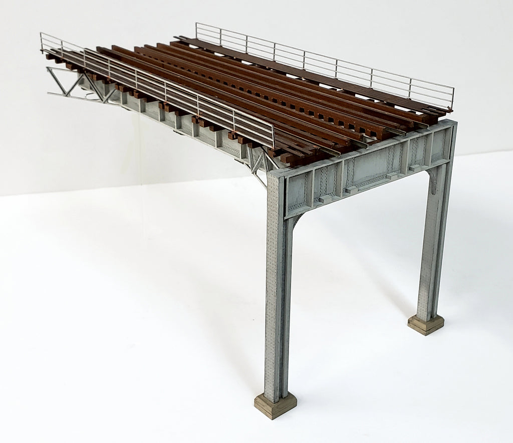 "HO ""New York"" style - 2 Track Elevated ""Extension"" Kit - ITLA"