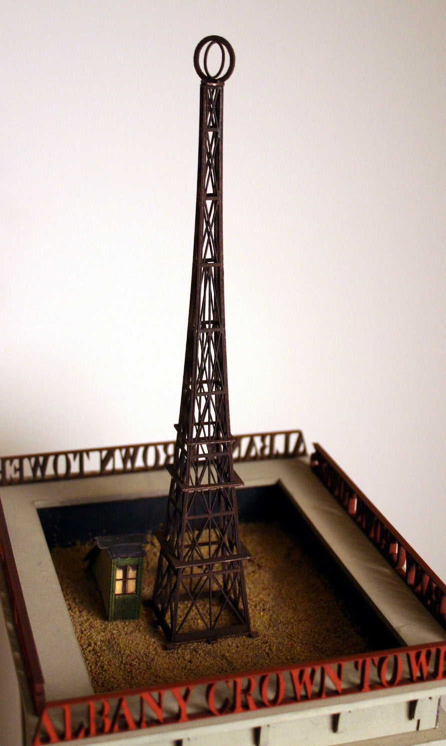 "Radio Tower - 6"" Tall - HO / S scale - ITLA"