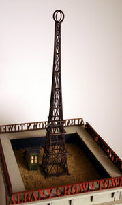 "Radio Tower - 8"" Tall - ITLA"