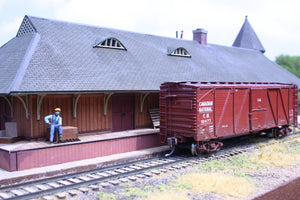 HO Scale Grimsby Station Kit - ITLA