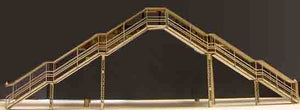 HO / N Staircase Kit - ITLA