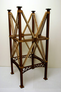 Structural Support Tower - ITLA