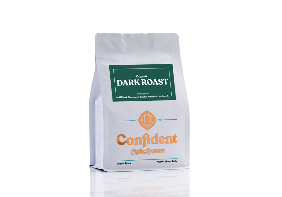 Dark Roast - Organic Coffee