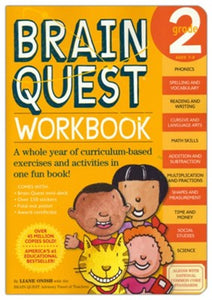 BainQuest Second Grade Workbook