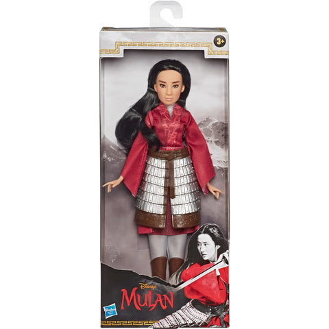 Mulan Barbie