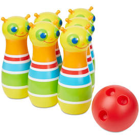 Giddy Buggy Bowling Set
