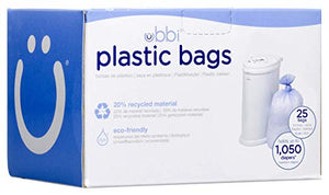 Disposable Diaper Pail Plastic Bags