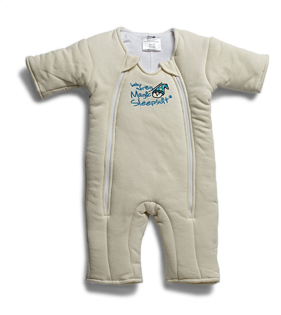 Magic Sleep Suit Cream Cotton