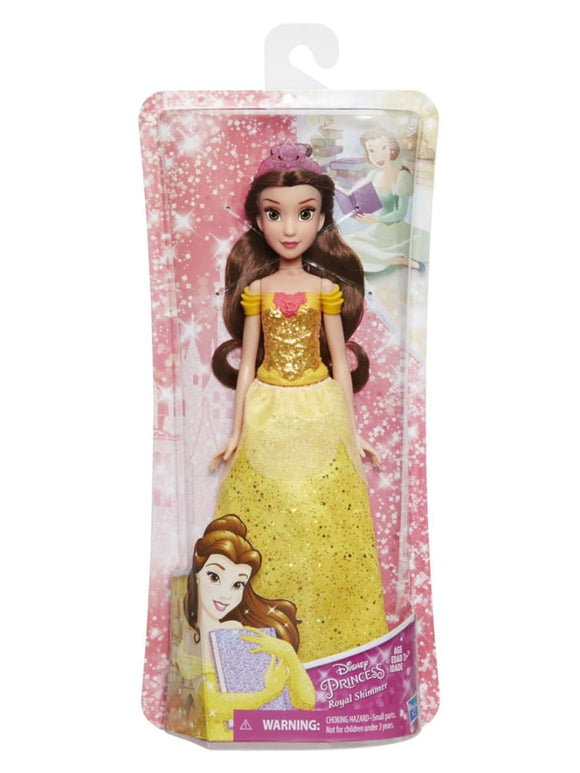 Disney Princess Shimmer Doll- Belle