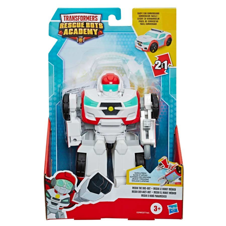 Transformers Rescue Bots Academy- Doc Medic