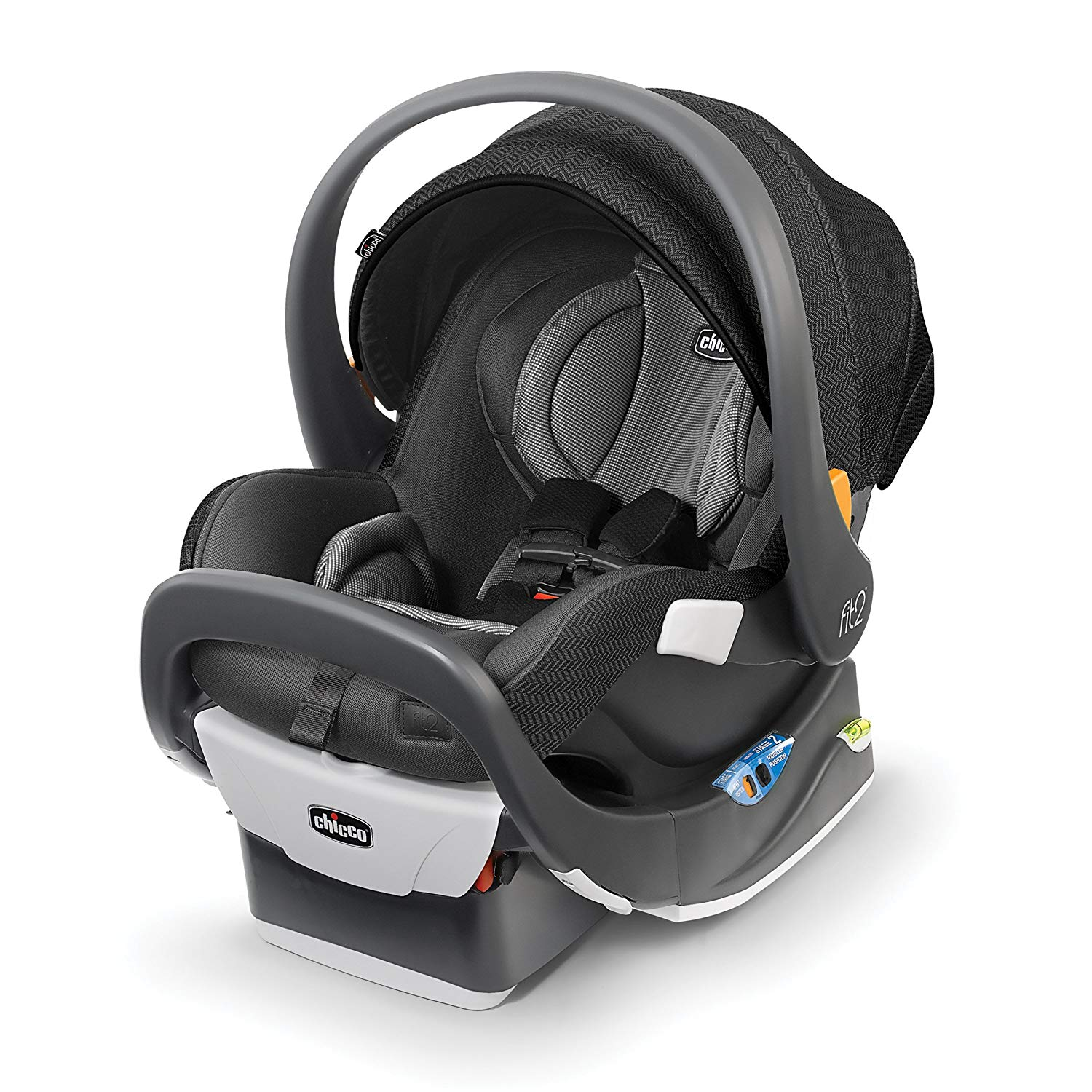 Fit2 Infant/Toddler Car Seat with Base