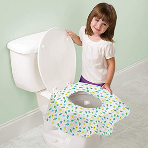 Keep Me Clean Disposable Potty Protectors, 20-Pk
