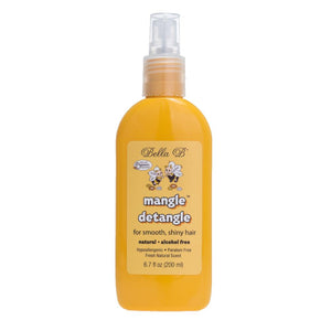 Mangle Detangle Hair Detangler, 6.7oz Bottle