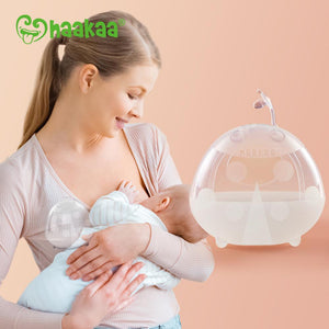 Silicone Breast Milk Collector