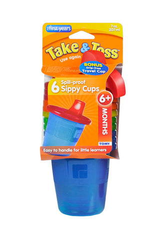 Take and Toss Cups