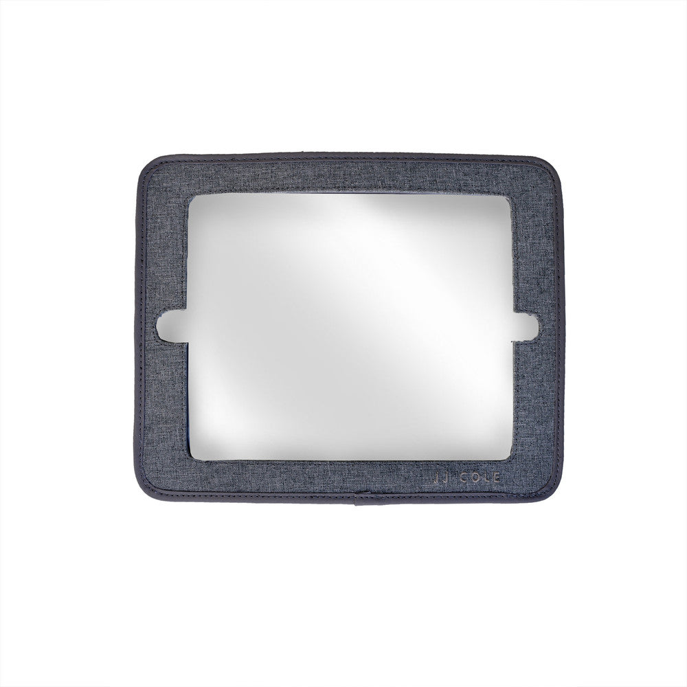 2 in 1 mirror grey heather