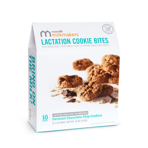 Milkmakers Chocolate Chip Lactation Cookies, 10-Count: