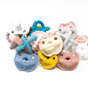 Silicone Pacifier assorted colors