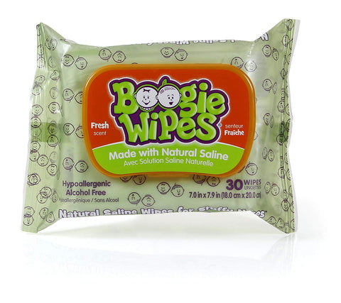 Boogie Wipes 30ct