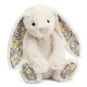 Medium Bashful Blossom Bunny