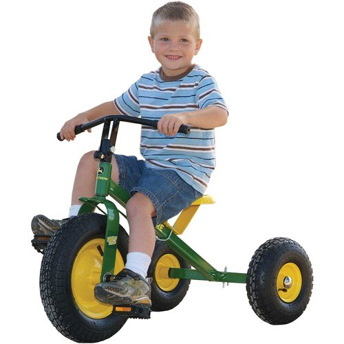John Deer Mighty Tricycle Ride On