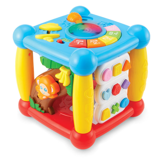 Lights and Sounds Activity Cube
