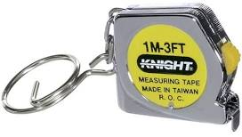 Measuring Tape Key Chain