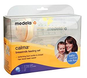 Calma Breast Milk Feeding Set 8oz