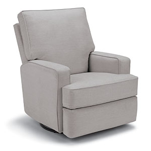 Kersey Swivel Glider Recliner Custom Fabric
