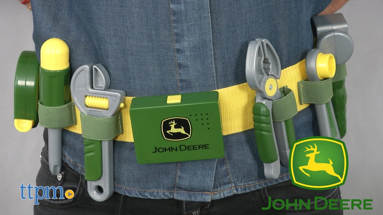 Talking Tool Belt