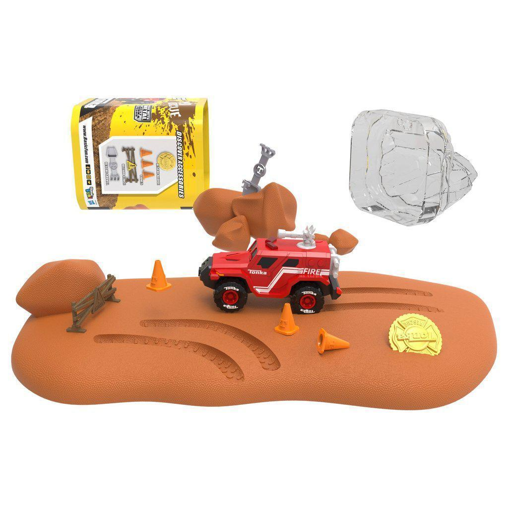 Mud Rescue Metal Movers- Assorted