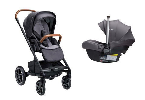 MIXX next™ travel system™ with PIPA lite R in Exclusive Carbon Fashion