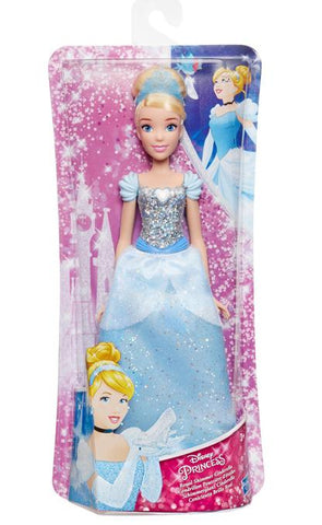 Disney Shimmer Princess Doll- Cinderella