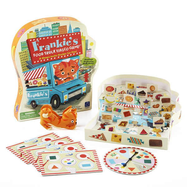 Frankie's Food Truck Fiasco Game