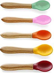 BABY Spoon (5 pack) Assorted Colors