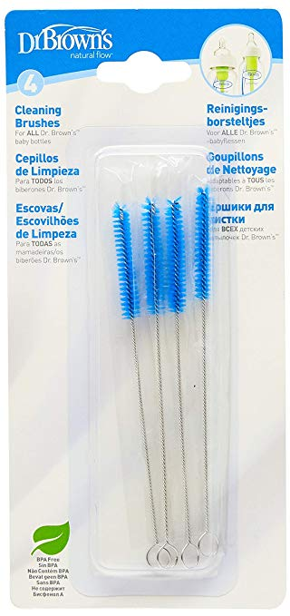 Cleaning Straws 4 Pack