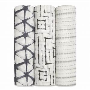 Pebble Shibori 3 pack of Blankets